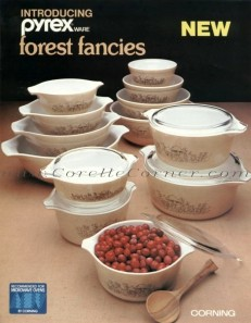 Forest Fancies 1981 Corellecorner.com