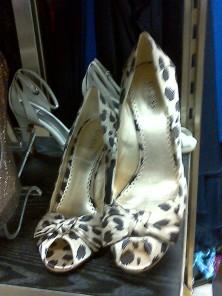 Leopard Heels